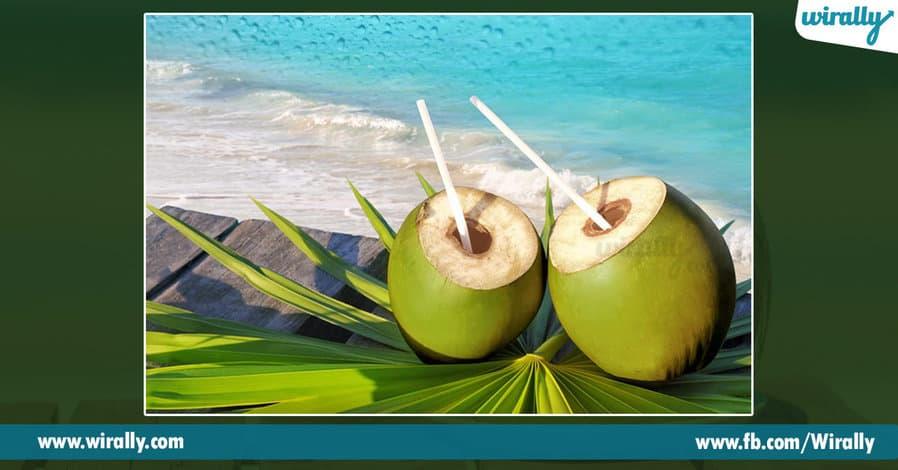 6 Eppudeppudu coconut water thagali