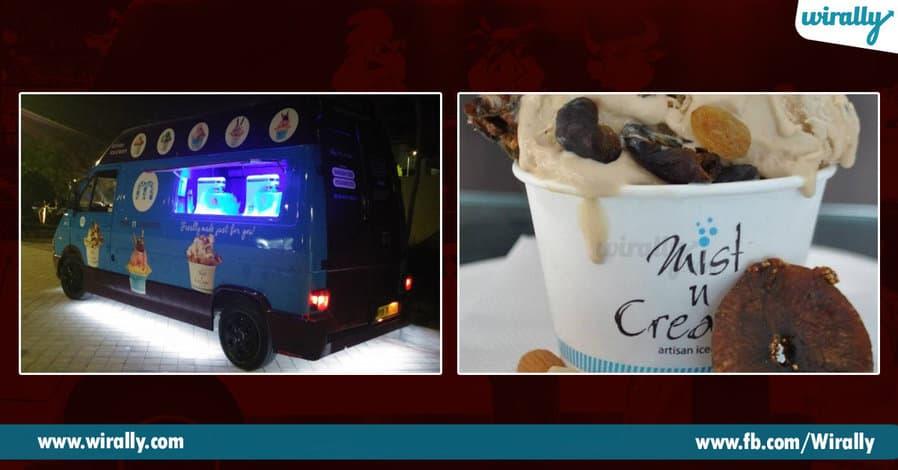 6 Food trucks in Hyderabad