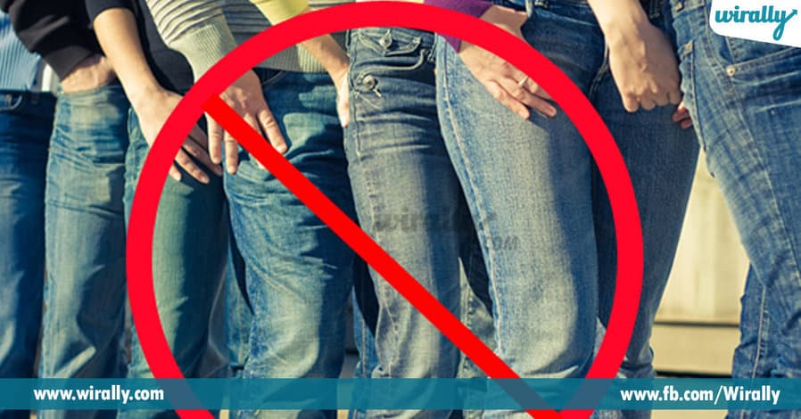 Jeans Banned In North Korea