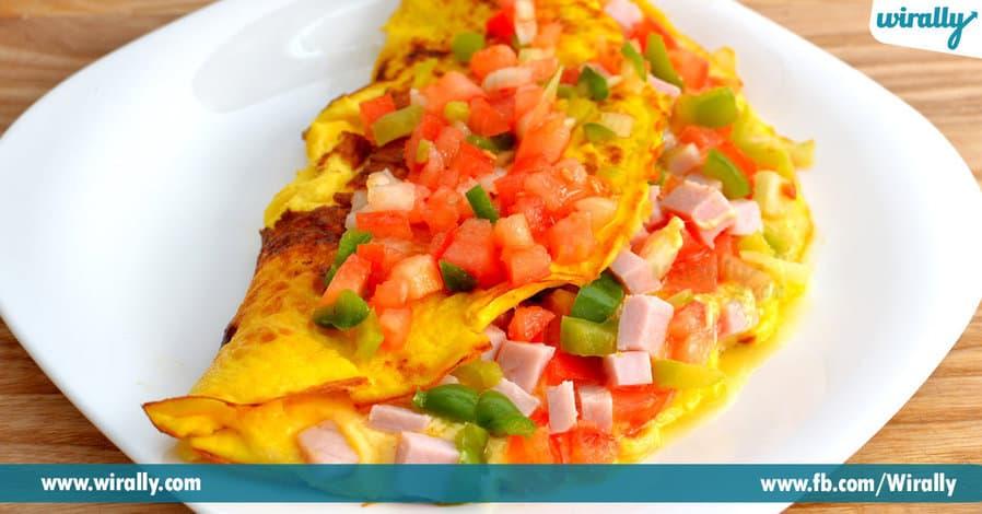 6 Perfect omelette ela cheyalantee
