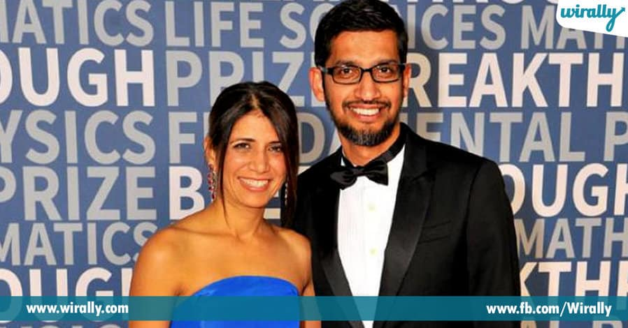 6 Success Story Of Sundar Pichai