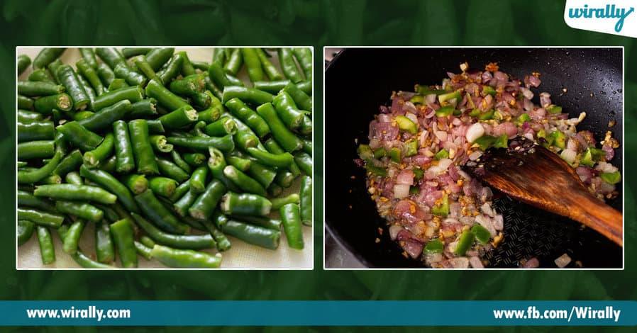 6 green chilli loni arogya gunalu