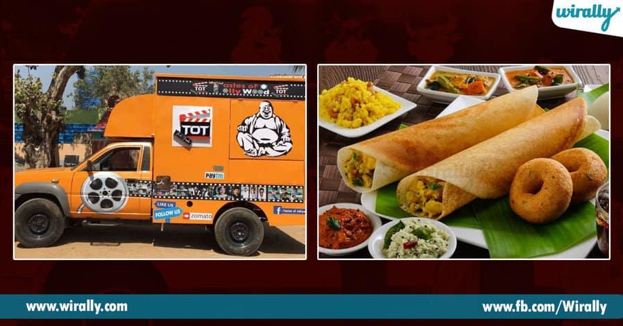 7 Food trucks in Hyderabad