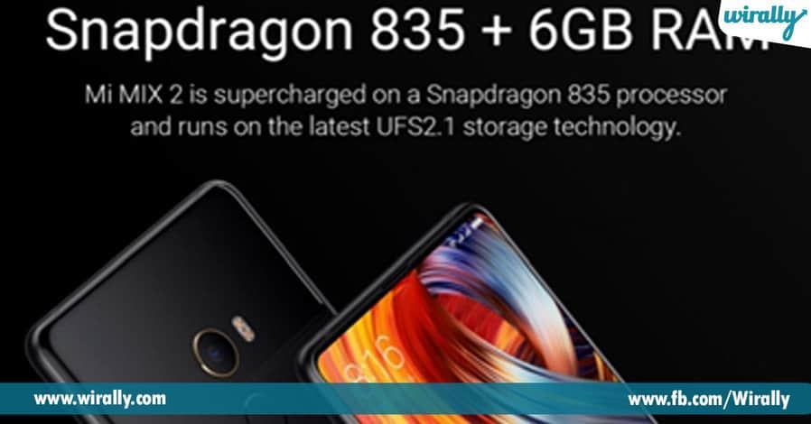 7 Xiaomi Redmi Falgship Device Mi Mix 2 Launched
