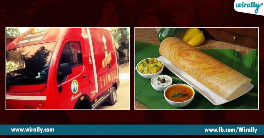 8 Food trucks in Hyderabad
