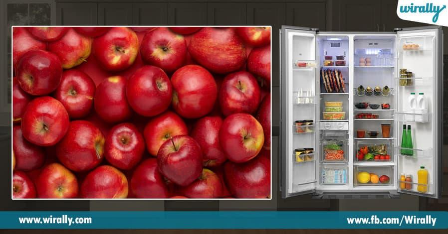 8 Refrigerater lo pettakoodani food items