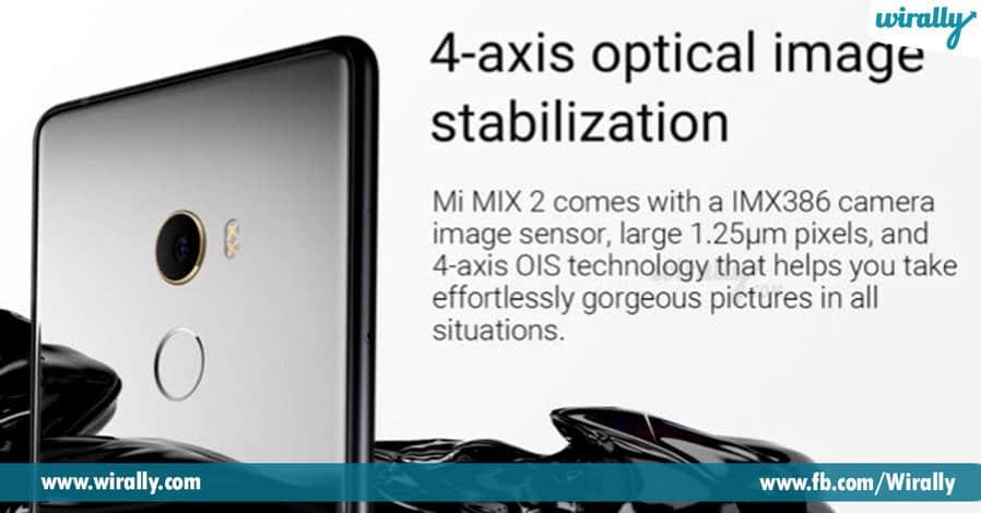 8 Xiaomi Redmi Falgship Device Mi Mix 2 Launched