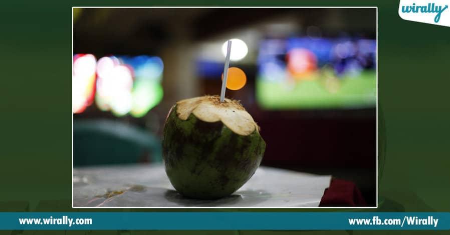 9 Eppudeppudu coconut water thagali