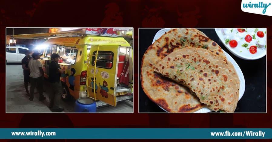9 Food trucks in Hyderabad