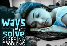 Ways To Solve Sleeping problems