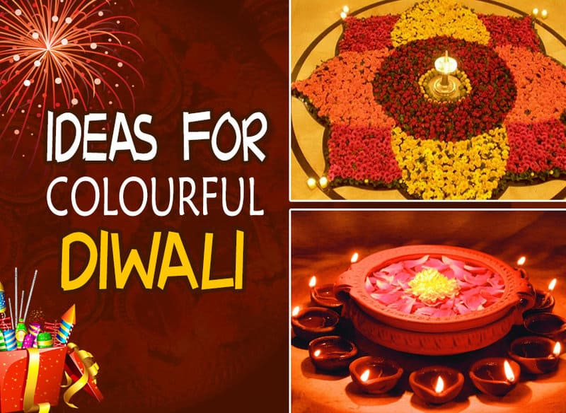 5 Easy Decoration Ideas For Diwali Wirally