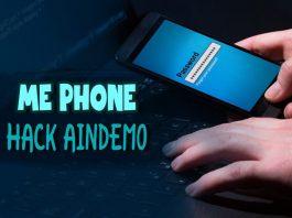 Phone hacked