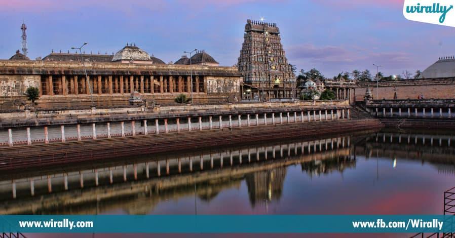 chidambara temple