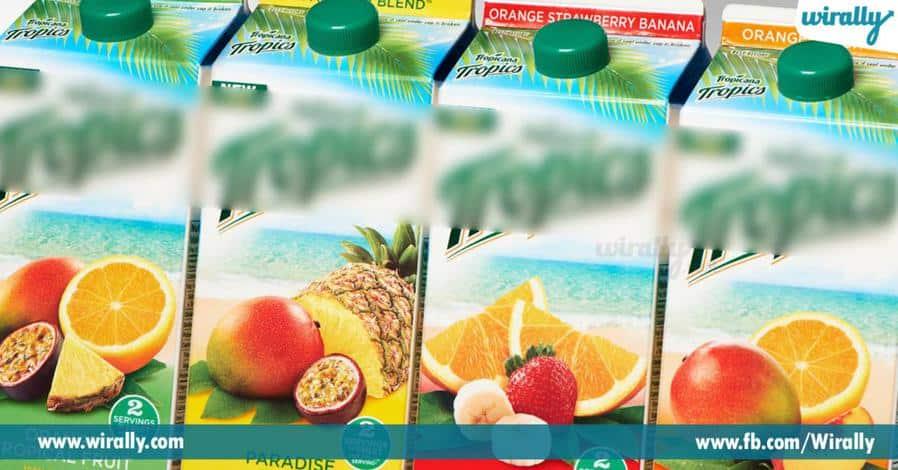 fruit juices
