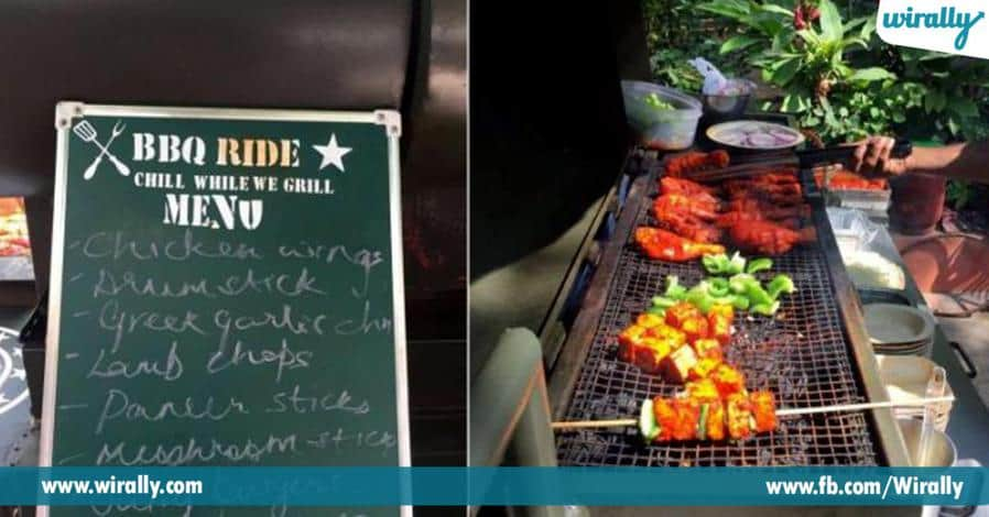 4 All You Need to Know About India's First BBQ On Royal Enfield Bikes
