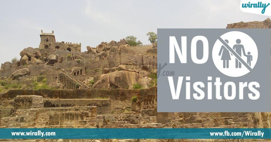 4 - No Visitors