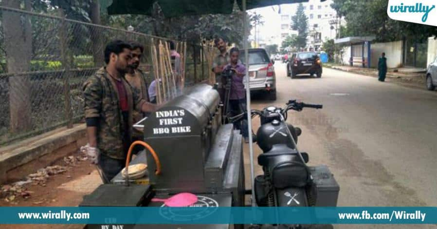5 All You Need to Know About India's First BBQ On Royal Enfield Bikes