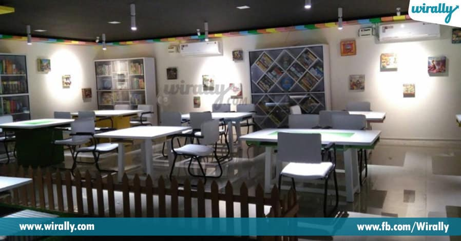 board cafe