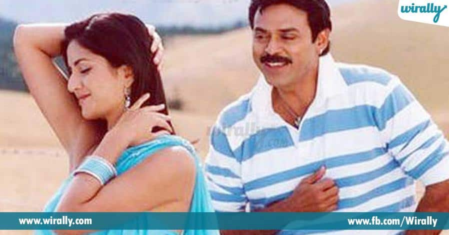 Successful heroines who debuted with venky