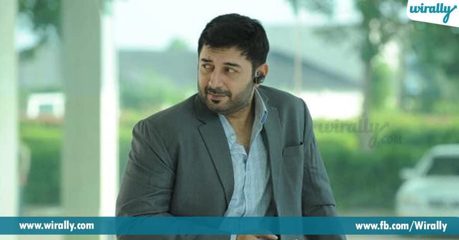 9 - Aaravind Swamy
