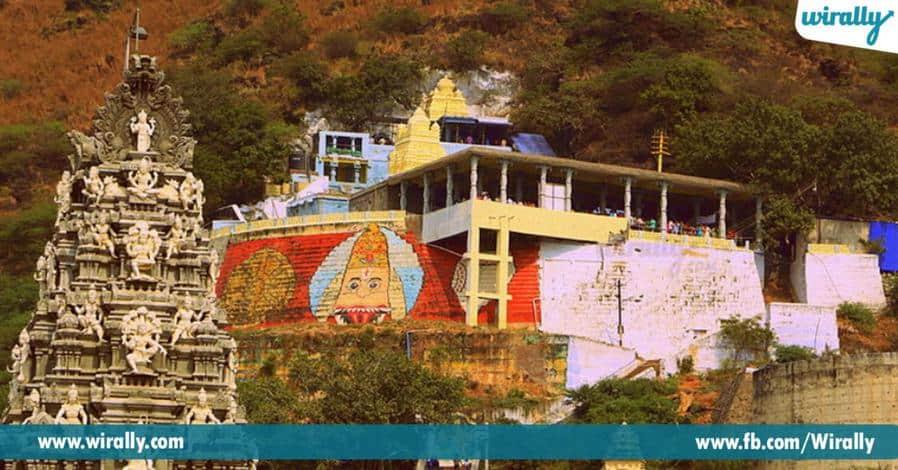 1 Mangala Giri Temple