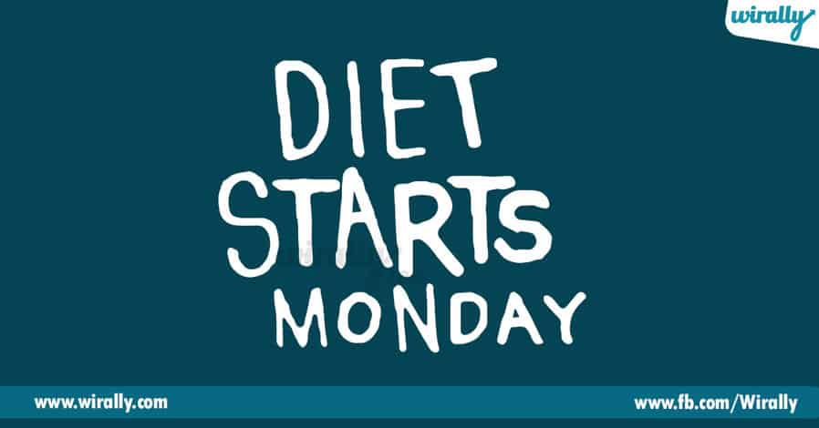 1 - Monday