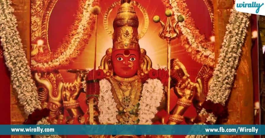 peddamma thalli temple
