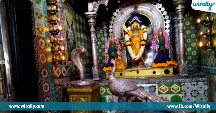 1 Swaminathaswamy temple, Swamimalai