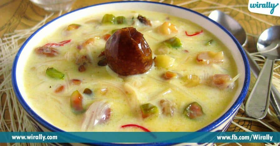 1 delicious sweets of Hyderabad