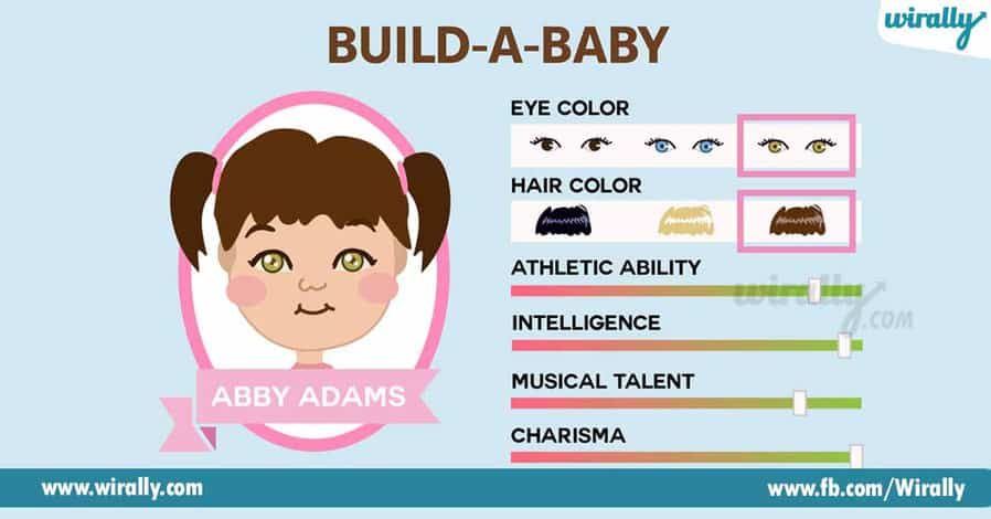 10 - Build a baby
