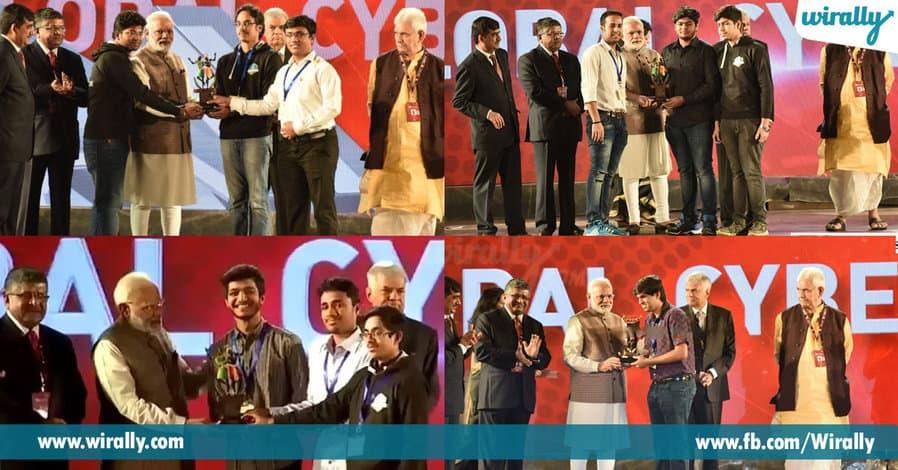 2 - Awards