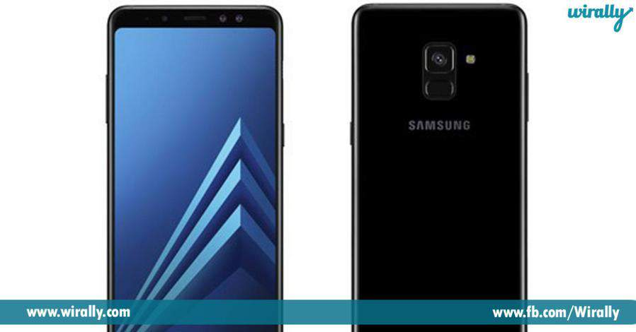 2 Finally Samsung Galaxy A8 on Board