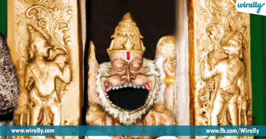 2 Mangala Giri Temple