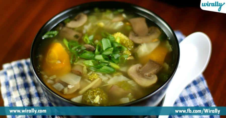 2 Winter special soups