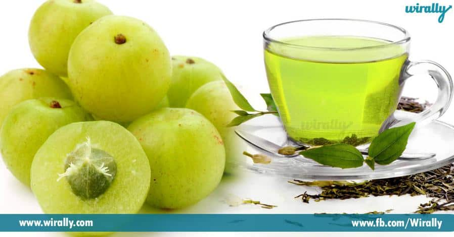 4 Amla in your diet