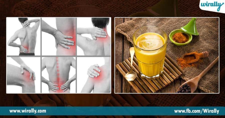4 health benefits of tumeric milk