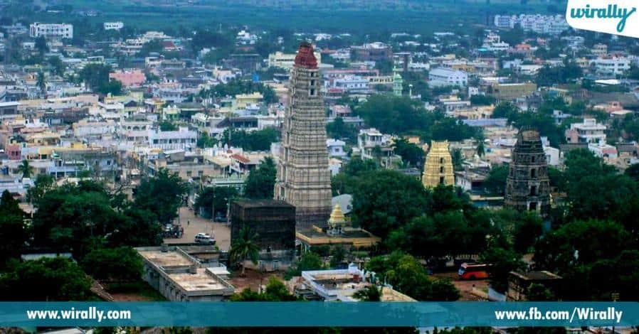 5 Mangala Giri Temple