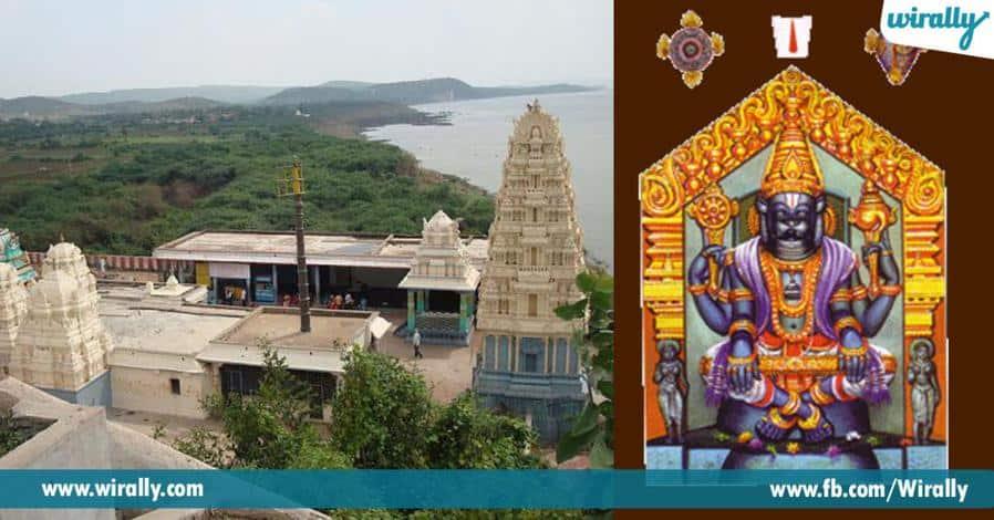6 Jwaala Narasimham Temple