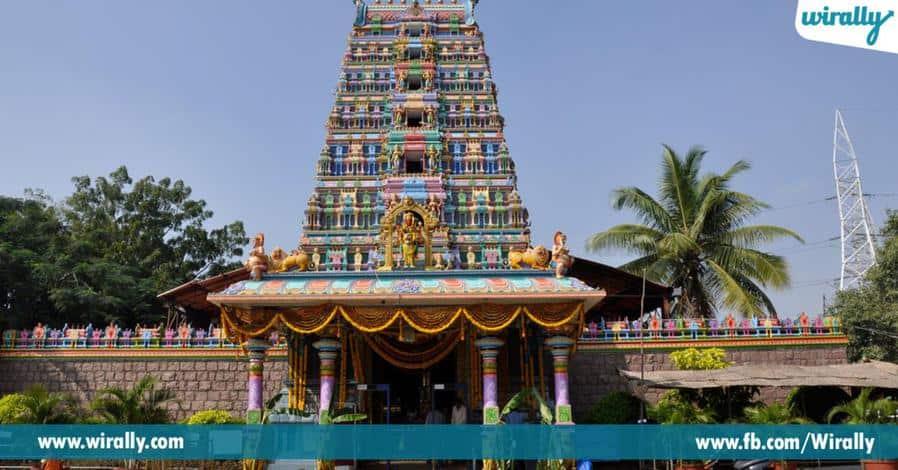 6 Peddamma Talli Temple