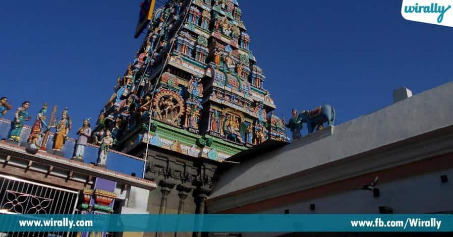 6 Swaminathaswamy temple, Swamimalai