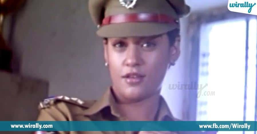 women cops