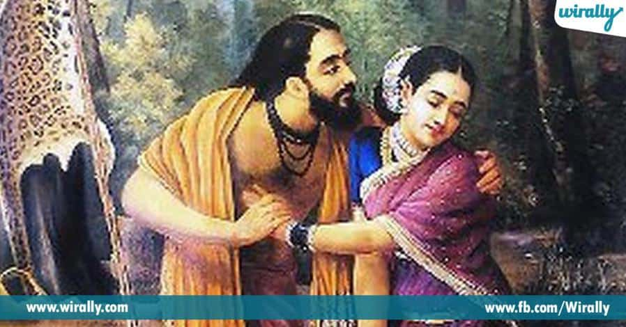 7 Mahabhratama Love Stories