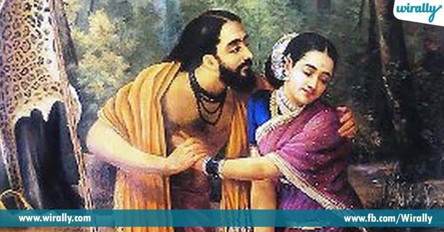 7 Mahabhratama Love Stories