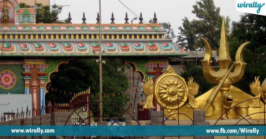 7 Peddamma Talli Temple