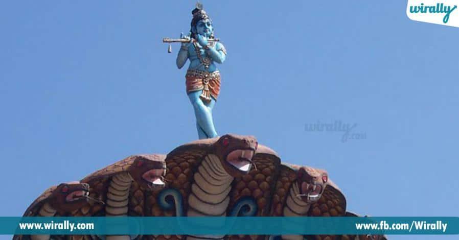 7 Sri Krishna Flute Cow