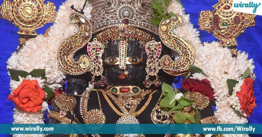 7 Udipi Balakrishna Temple