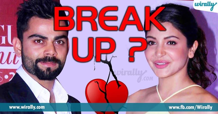 8 - Break up