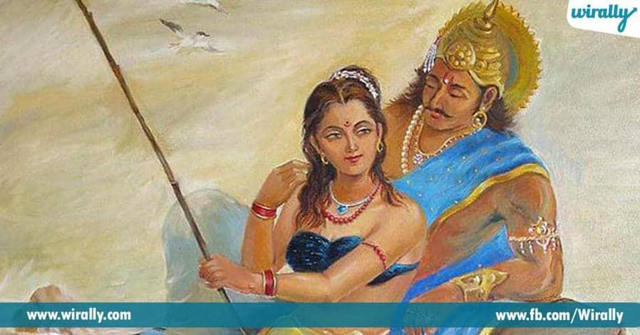 8 Mahabhratama Love Stories