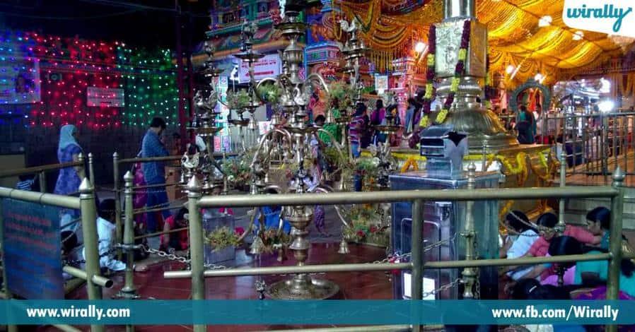 8 Peddamma Talli Temple