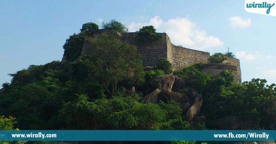 8 khammam stambhadri fort